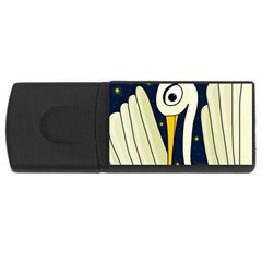 Crane 2 USB Flash Drive Rectangular (2 GB)