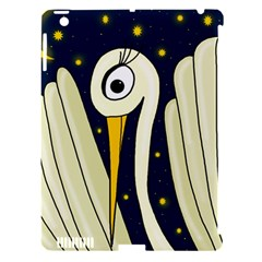 Crane 2 Apple iPad 3/4 Hardshell Case (Compatible with Smart Cover)