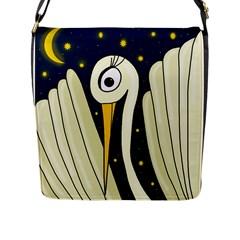 Crane 2 Flap Messenger Bag (L)