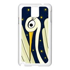 Crane 2 Samsung Galaxy Note 3 N9005 Case (White)