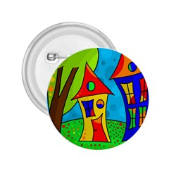 Two houses  2.25  Buttons