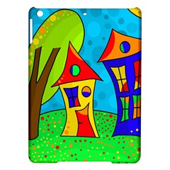 Two houses  iPad Air Hardshell Cases