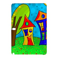 Two houses  Samsung Galaxy Tab Pro 10.1 Hardshell Case