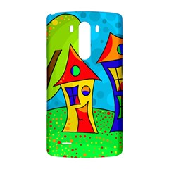 Two houses  LG G3 Back Case