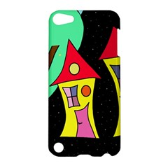 Two houses 2 Apple iPod Touch 5 Hardshell Case