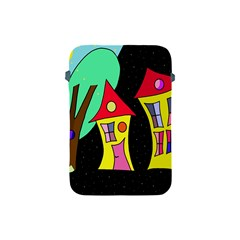 Two houses 2 Apple iPad Mini Protective Soft Cases