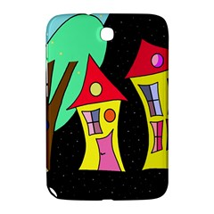Two houses 2 Samsung Galaxy Note 8.0 N5100 Hardshell Case