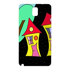 Two houses 2 Samsung Galaxy Note 3 N9005 Hardshell Back Case
