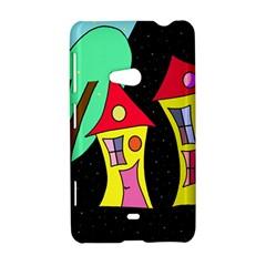 Two houses 2 Nokia Lumia 625