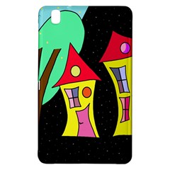 Two houses 2 Samsung Galaxy Tab Pro 8.4 Hardshell Case