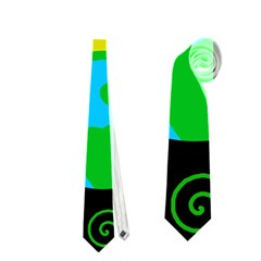Playful universe Neckties (Two Side)