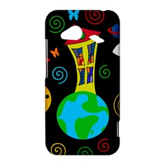 Playful universe HTC Droid Incredible 4G LTE Hardshell Case