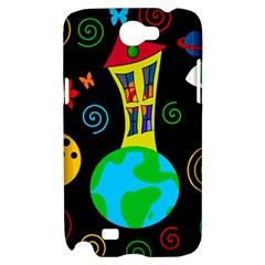 Playful universe Samsung Galaxy Note 2 Hardshell Case