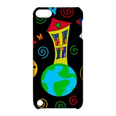 Playful universe Apple iPod Touch 5 Hardshell Case with Stand