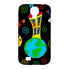 Playful universe Samsung Galaxy S4 Classic Hardshell Case (PC+Silicone)