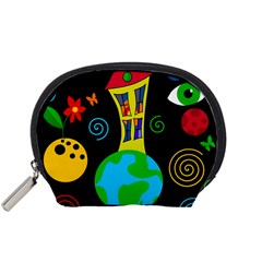 Playful universe Accessory Pouches (Small)
