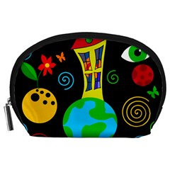 Playful universe Accessory Pouches (Large)
