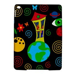 Playful universe iPad Air 2 Hardshell Cases