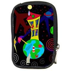 Colorful universe Compact Camera Cases