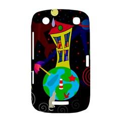 Colorful universe BlackBerry Curve 9380