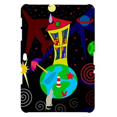 Colorful universe Samsung Galaxy Tab 10.1  P7500 Hardshell Case