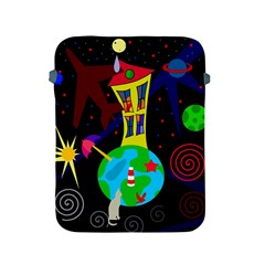 Colorful universe Apple iPad 2/3/4 Protective Soft Cases