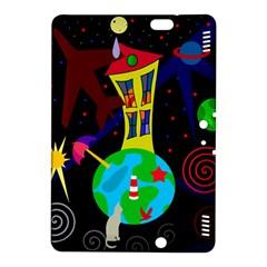 Colorful universe Kindle Fire HDX 8.9  Hardshell Case