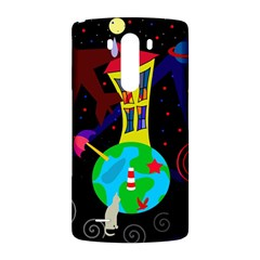 Colorful universe LG G3 Back Case