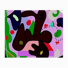 Decorative abstraction Small Glasses Cloth