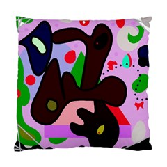 Decorative abstraction Standard Cushion Case (Two Sides)