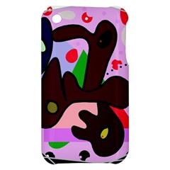 Decorative abstraction Apple iPhone 3G/3GS Hardshell Case