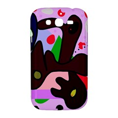 Decorative abstraction Samsung Galaxy Grand DUOS I9082 Hardshell Case