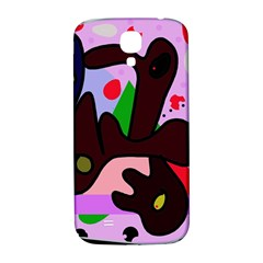 Decorative abstraction Samsung Galaxy S4 I9500/I9505  Hardshell Back Case