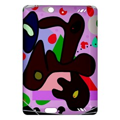 Decorative abstraction Amazon Kindle Fire HD (2013) Hardshell Case