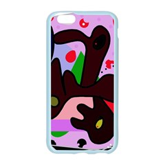 Decorative abstraction Apple Seamless iPhone 6/6S Case (Color)