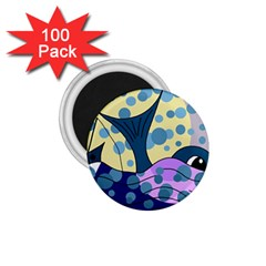 Whale 1.75  Magnets (100 pack)
