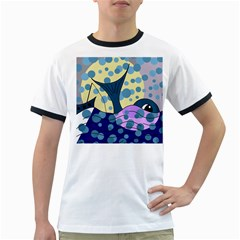Whale Ringer T-Shirts