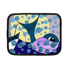 Whale Netbook Case (Small)