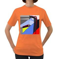 Street light Women s Dark T-Shirt