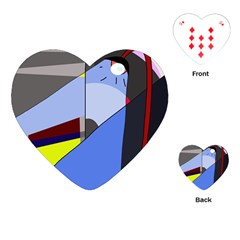 Street light Playing Cards (Heart)