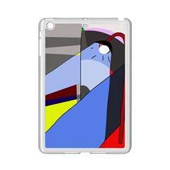 Street light iPad Mini 2 Enamel Coated Cases