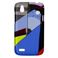 Street light HTC Desire V (T328W) Hardshell Case