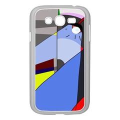 Street light Samsung Galaxy Grand DUOS I9082 Case (White)