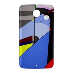 Street light Nexus 6 Case (White)