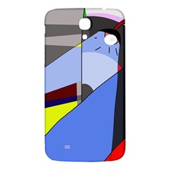 Street light Samsung Galaxy Mega I9200 Hardshell Back Case