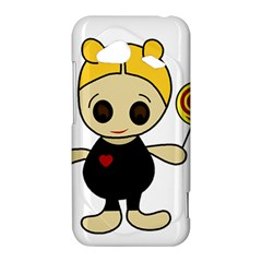Cute doll girl HTC Droid Incredible 4G LTE Hardshell Case