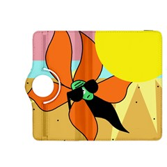 Sunflower on sunbathing Kindle Fire HDX 8.9  Flip 360 Case