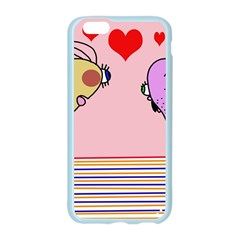 Love Apple Seamless iPhone 6/6S Case (Color)