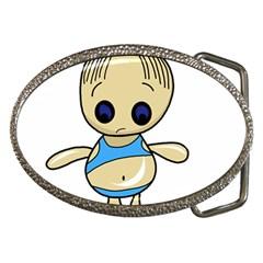Cute boy Belt Buckles