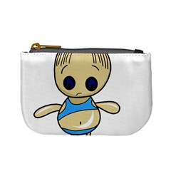 Cute boy Mini Coin Purses